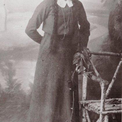 Aleksandra māte Minna